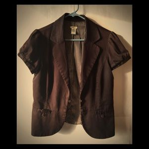Cardigan Brown Jacket